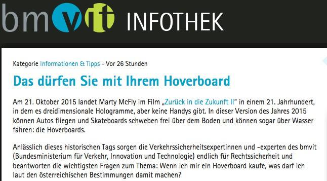 Das dürfen Sie mit Ihrem Hoverboard – bmvit INFOTHEK 2015-10-21 12-42-54