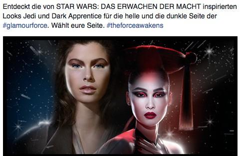 max factor star wars make up