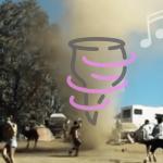 Festival Dance Footage (Tornado Remix)