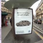 80 Künstler, 600 Plakate – Brandalism zur Weltklimakonferenz