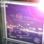 Helene Fischer's Atemlos auf Arabisch