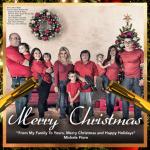 Wenn Ultra-Konservative Weihnachtsgrüße verschicken