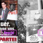 Fesch & Fail im Treptower Wahlkampf