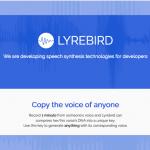 Neue Software kann jede Stimme in nur einer Minute imitieren