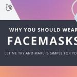 Warum wir gerade Gesichtsmasken tragen sollten – die Urin-Visualisierung
